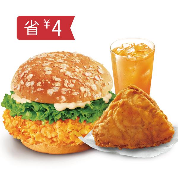 D吮指原味鸡套餐A