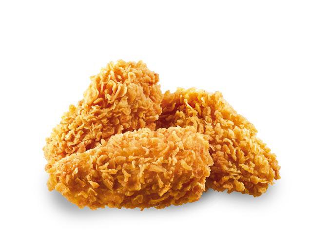 热辣香骨鸡3块