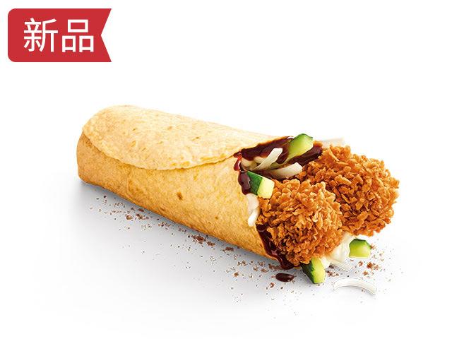D老北京香辣鸭肉卷