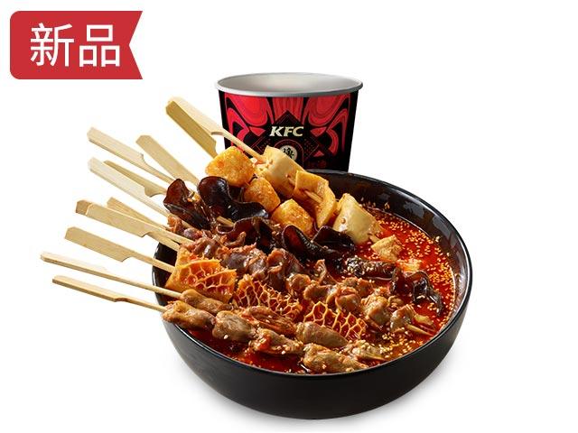 川香燃辣撸串桶